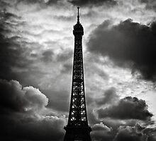 Eiffel by Kostas Pavlis