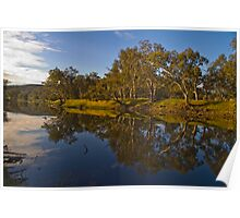 Murray River - Near Walwa - Victoria Poster
