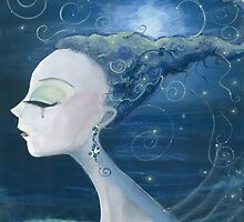 Silkie Fairy by NinaVelvet