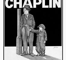 Charlie Chaplin by J.D. Bowman