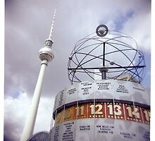 Berlin Alexanderplatz  by Julian Nelson