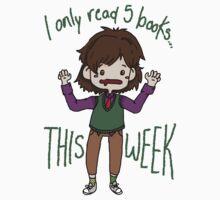 Spencer Reid-Books Kids Tee