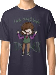 Spencer Reid-Books Classic T-Shirt