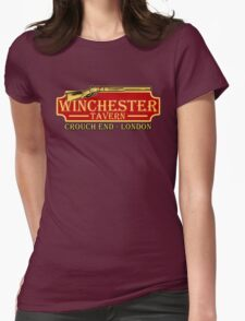 Winchester Tavern Womens Fitted T-Shirt
