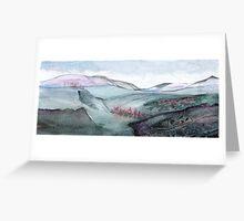 Landscape II Greeting Card
