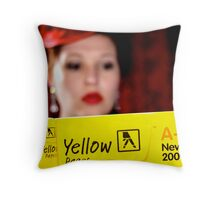 Looking for Love... Is it listed under 'L'? Throw Pillow