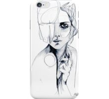 Sketch V iPhone Case/Skin