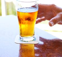 Dave's beer by PamsPetPictures