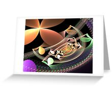 Fold on Fold Greeting Card