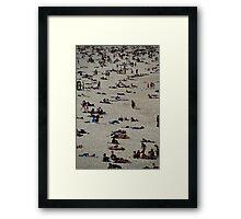 Bondi  Framed Print