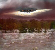 Alien Invasion by BellaStarr