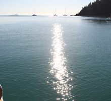 Whitsunday Morning by lizzieb