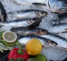 Fresh Fish by satsumagirl