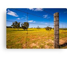 Rural Tranquility Canvas Print