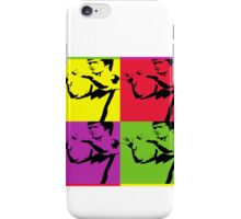 bruce warhol iPhone Case/Skin