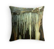 Buchan Caves, East Gippsland, Victoria, Australia Throw Pillow