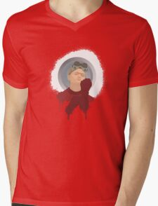 Dr. Horrible Mens V-Neck T-Shirt