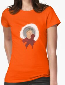 Dr. Horrible Womens Fitted T-Shirt