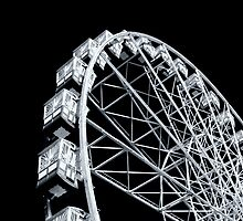 Ferris Wheel by Mark  Brady