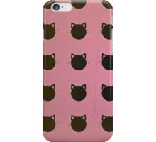 Ears & Whiskers iPhone Case/Skin