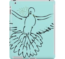Simple Dove iPad Case/Skin