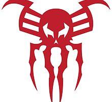 """Spider-Man 2099 """"Emblem"""" by averagejoeart"""