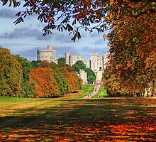 Windsor Castle - HDR by Colin J Williams Photography