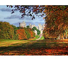 Windsor Castle - HDR Photographic Print
