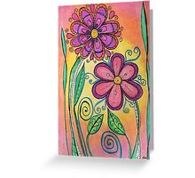 Summer Fun Greeting Card