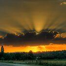 Bathurst Sunset by pedroski