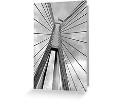 Anzac Bridge Greeting Card