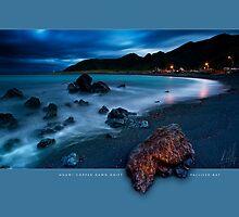 Ngawi copper dawn drift by Ken Wright