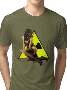 BIOGIRL 001 Tri-blend T-Shirt