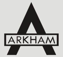 Arkham Facilities Logo by LinearStudios