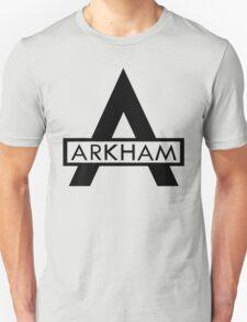 Arkham Facilities Logo Unisex T-Shirt