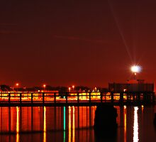 Harbour Lights by Alomie
