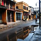 Hoi An Street Reflections by chriso