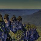 The Three Sisters by pedroski