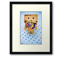 easter gift Framed Print