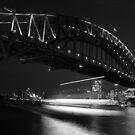 Ghost Ship - Sydney - Australia by Bryan Freeman