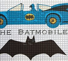 The Bat car by robertmargetts