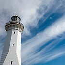 Lighthouse at Green Cape, Ben Boyd NP by Blue Gum Pictures
