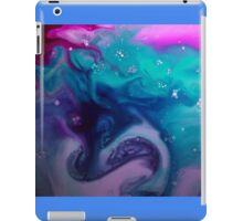 Abstract Color Painting-2 iPad Case/Skin