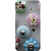Door Knobs - JUSTART © iPhone Case/Skin