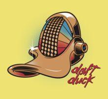 Daft Duck de Quacko Kids Tee