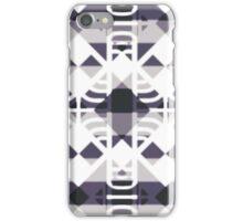 Trellis Pattern Design by Jenny Meehan iPhone Case/Skin