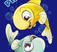 Pisces by Mariana Moreno