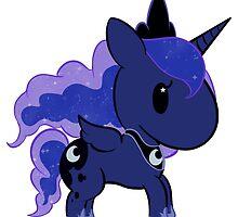 Chibi Luna by tamurakitty