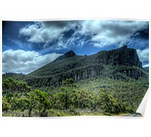 A Road Runs Through It - The Grampians - The HDR Experience Poster