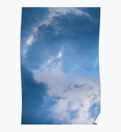 Cloud Dance Poster